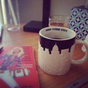 coffee cup NYC